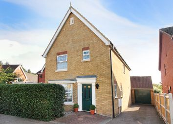 Thumbnail 3 bed detached house for sale in Century Way, Drayton, Norwich