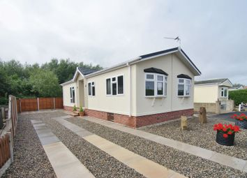 Thumbnail 2 bed mobile/park home for sale in Lamaleach Park, Ash Crescent, Freckleton