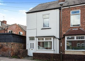Thumbnail 3 bed semi-detached house to rent in Heaton Street, Chesterfield