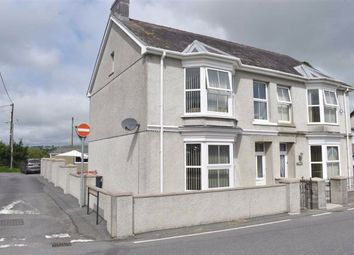 Thumbnail 3 bed semi-detached house for sale in Llanybydder