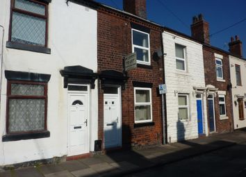 Thumbnail 2 bed terraced house to rent in Bourne Street, Heron Cross, Fenton