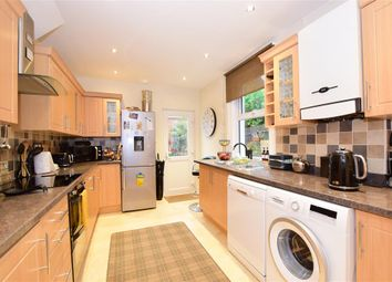 Thumbnail 4 bed terraced house for sale in Bournemouth Road, Folkestone, Kent