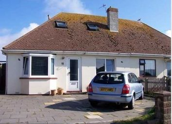 Thumbnail 4 bed semi-detached house for sale in Ambleside Avenue, Telscombe Cliffs, Peacehaven