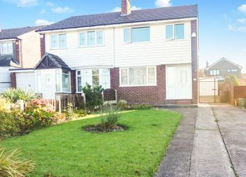 Thumbnail 3 bed semi-detached house to rent in Tennyson Avenue, Dukinfield