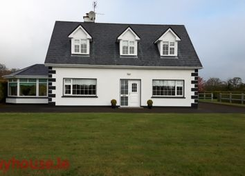 Thumbnail 4 bed detached house for sale in Newtown, Ballindine,