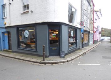 Thumbnail Commercial property for sale in South Street, Fowey