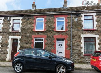 Thumbnail 3 bed terraced house for sale in Griffith Street, Maerdy, Ferndale, Mid Glamorgan