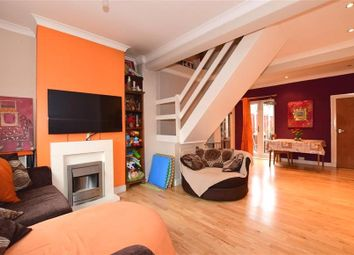 Thumbnail 2 bed terraced house for sale in Grove Road, Rochester, Kent