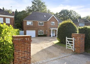 Thumbnail 6 bed detached house for sale in Woodside Road, Cobham, Surrey