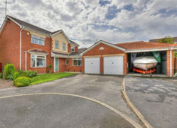Thumbnail 4 bed detached house for sale in Westminster Close, Bramley, Rotherham, South Yorkshire