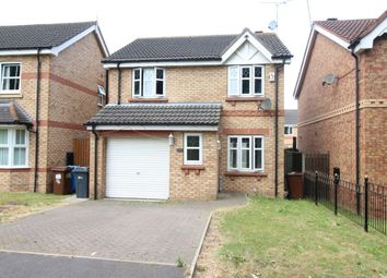 Thumbnail 3 bed detached house to rent in Western Gailes Way, Hull