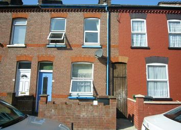 Thumbnail 2 bedroom town house for sale in Malvern Road, Luton