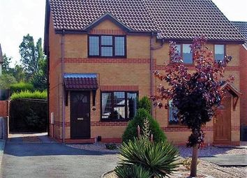 Thumbnail 2 bed semi-detached house for sale in Brooks Lane, Whitwick