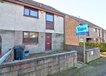 Thumbnail 3 bedroom end terrace house for sale in Balnagask Road, Aberdeen
