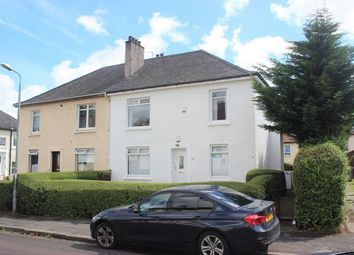 Thumbnail 2 bed flat for sale in Baldric Road, Knightswood, Glasgow