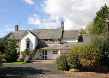 Thumbnail 5 bed detached house to rent in Sandlebridge Rise, Alderley Edge