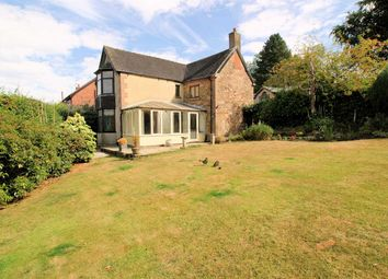 Thumbnail 3 bed detached house for sale in Mount Pleasant, Mount Road, Leek