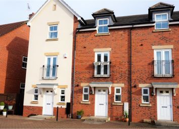 Thumbnail 3 bed town house for sale in Hornbeam Way, Kirkby In Ashfield, Nottingham