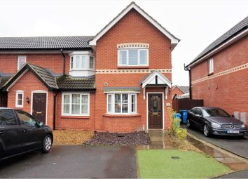 Thumbnail 2 bed end terrace house for sale in Abbeydale Road, Manchester