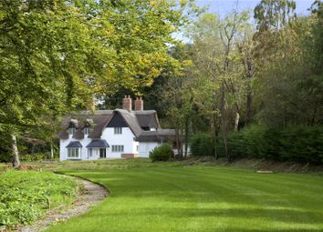 Thumbnail 4 bed detached house for sale in Blackhall Lane, Godden Green, Sevenoaks, Kent