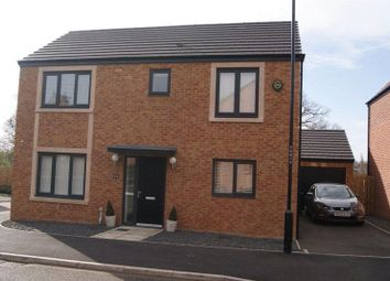 Thumbnail 3 bed detached house for sale in The Meadows, Wallsend