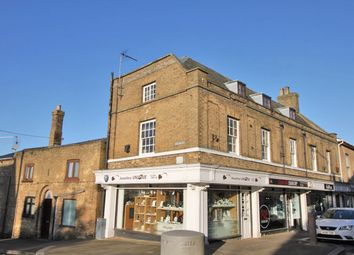 Thumbnail 3 bed maisonette for sale in High Street, Downham Market, Norfolk
