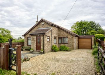 Thumbnail 3 bed detached bungalow for sale in East Fen Common, Soham, Ely