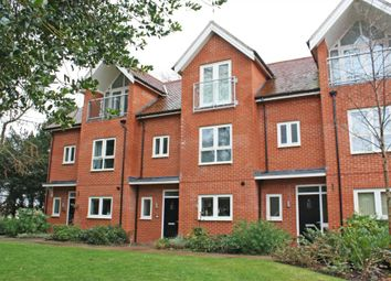Thumbnail 4 bed town house for sale in Nicolls Close, Cholsey, Wallingford