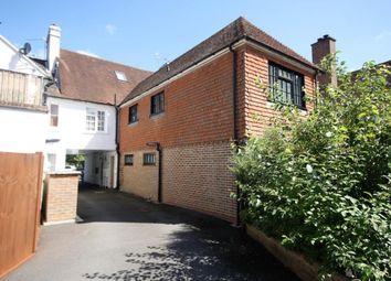 High Street, Rusper, Horsham RH12. 3 bed cottage for sale
