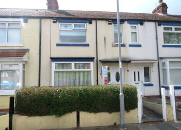 Thumbnail 2 bedroom terraced house for sale in Westbourne Road, Hartlepool