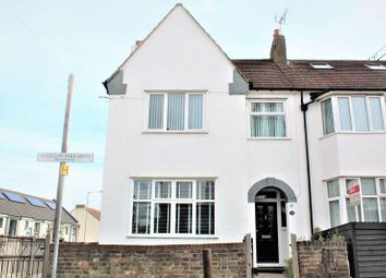 Thumbnail 3 bed end terrace house for sale in Westcliff Park Drive, Westcliff-On-Sea