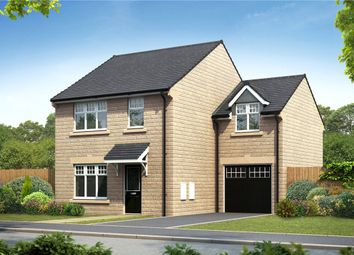 Thumbnail 3 bed detached house for sale in The Aylsham, Kings Croft, Killinghall, Near Harrogate