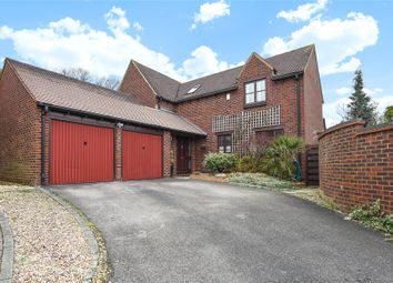 Thumbnail 4 bed detached house for sale in Top Common, Warfield, Berkshire