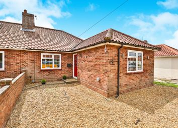 Thumbnail 3 bed semi-detached bungalow for sale in Jerningham Road, New Costessey, Norwich