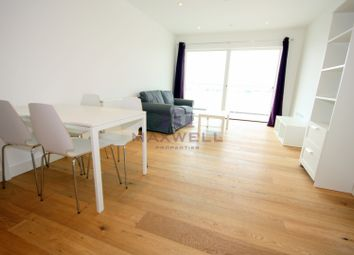 Thumbnail 1 bed flat to rent in 8 Peartree Way, North Greenwich, London