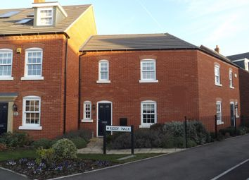 Thumbnail 2 bed terraced house to rent in Riddy Walk, Kempston
