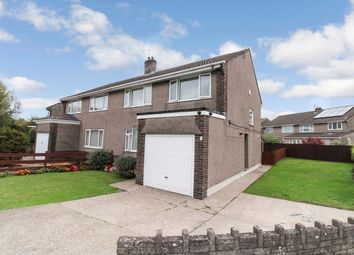 Thumbnail 3 bed semi-detached house for sale in Traston Avenue, Newport