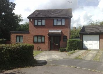 Thumbnail 4 bedroom detached house to rent in Thanington Way, Earley, Reading