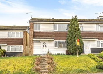 Thumbnail 2 bed end terrace house for sale in Lambourn, Berkshire