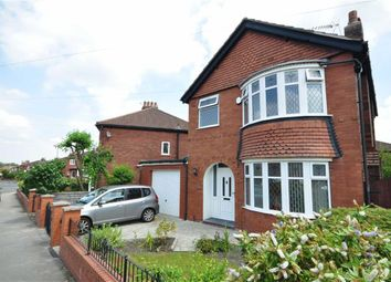 Thumbnail 3 bed detached house for sale in Tonbridge Road, Reddish, Stockport, Greater Manchester