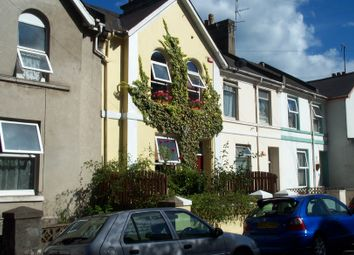 Thumbnail 3 bed town house to rent in Parkfield Road, Torquay