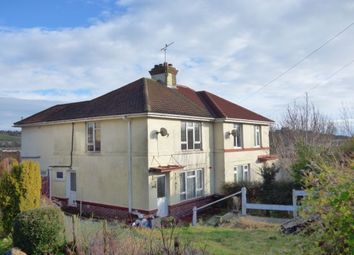 Thumbnail 2 bed semi-detached house for sale in Bunkers Hill Road, Dover