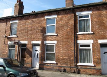 Thumbnail Terraced house to rent in Vernon Street, Newark, Nottinghamshire.