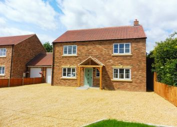 Thumbnail 4 bedroom detached house for sale in Whiteplot Road, Methwold Hythe, Thetford