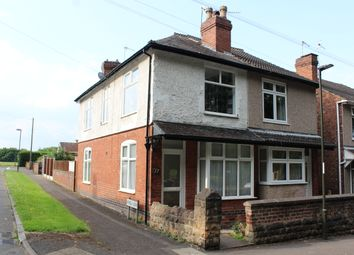3 bed semi-detached house for sale in Cantelupe Road, Ilkeston DE7