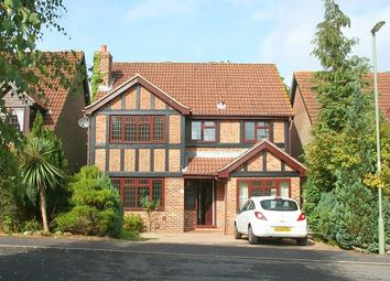 Thumbnail 4 bed detached house to rent in Beattie Rise, Hedge End, Southampton