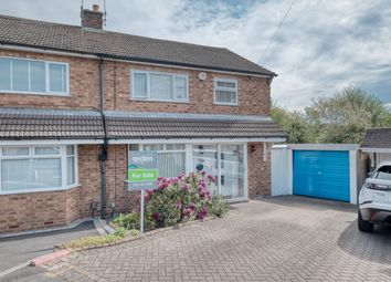 Thumbnail 3 bed semi-detached house for sale in Pinewood Close, Rubery, Birmingham