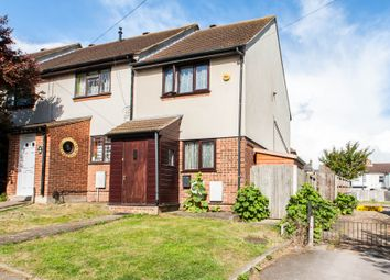 Thumbnail 2 bedroom end terrace house for sale in Pleasant Road, Southend-On-Sea