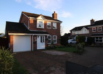 Thumbnail 3 bed detached house for sale in Laurel Gardens, Locks Heath, Southampton