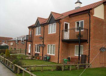 Thumbnail 2 bedroom flat for sale in Alverton Drive, Faverdale, Darlington